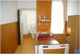 病室(個室A)