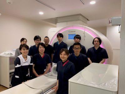 放射線科機器(MRI・CT)のリニューアルについて